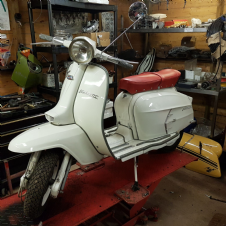SX 200 100% ITALIAN  6V  NOW SOLD